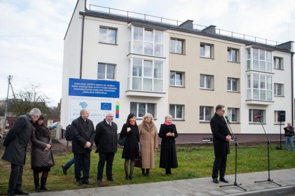Jei Vilnius būtų Ignalina, tai turėtų 5 tūkst. renovuotų namų