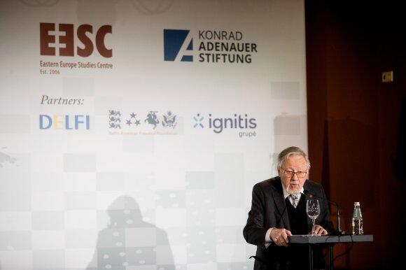 Profesorius Landsbergis: Rusija turėjo savo didžiąją galimybę, bet ją prarado