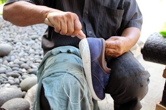 Batų taisymas