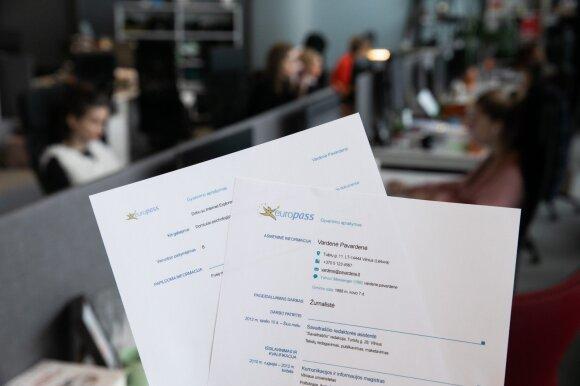 17 dalykų, kuriuos nedelsiant reikia pašalinti iš savo CV