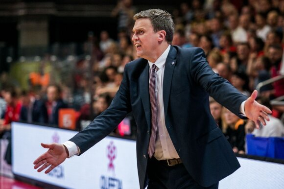 """Dėl dviejų žaidėjų ateities ekipoje garantuotas Urbonas: """"Žalgiris"""" – donoras Eurolygoje, mes – LKL"""