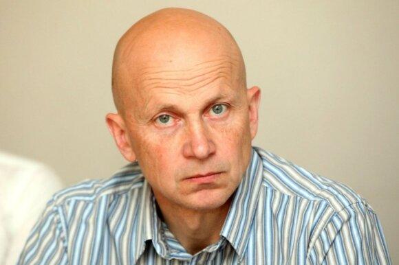 Gamtos apsaugos skyriaus vedėjas Vilmantas Graičiūnas