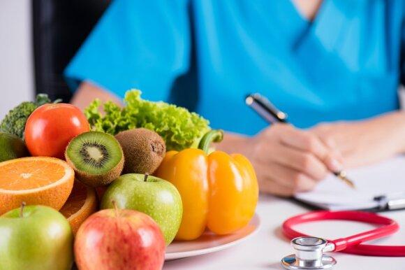 Vegetarų ir veganų mityba