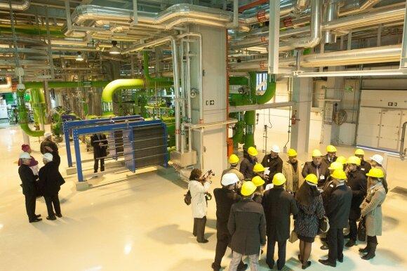 Lietuvos elektrinei skiriamą paramą vadina pavojinga tendencija