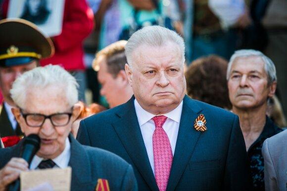 Как отмечался День победы в Вильнюсе