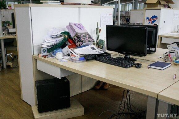 Обыск в офисе TUT.by