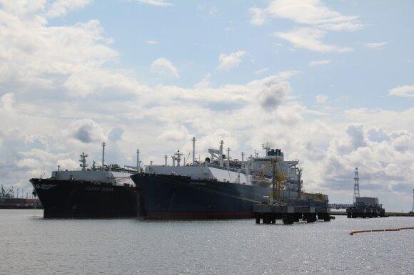 """""""Gazprom"""" spaudžia """"gazą"""": Lietuvoje – aidas dėl rusiškų dujų"""