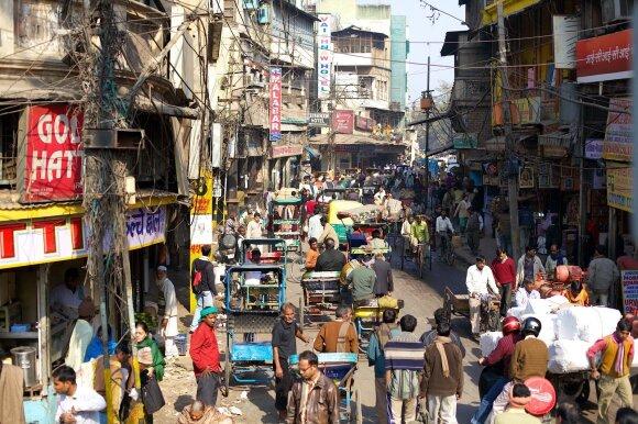 Naujasis Delis, Indija