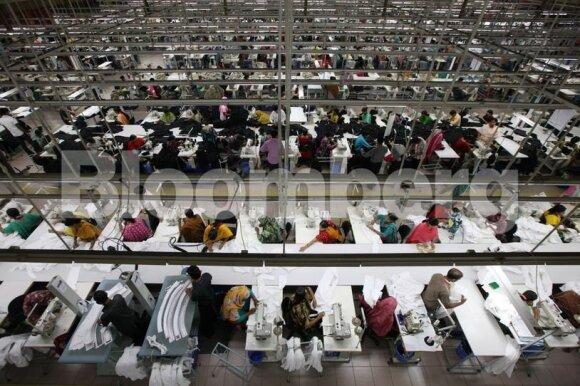 Trumpo prekybos karas – netikėta dovana Bangladešui