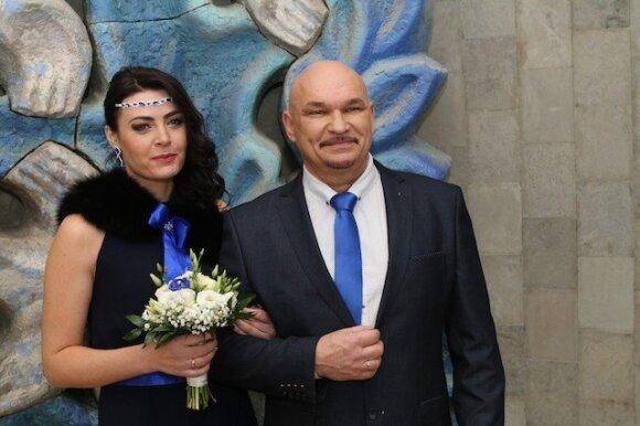 Arvydo Vilčinsko ir Rūtos Gajauskaitės vestuvės