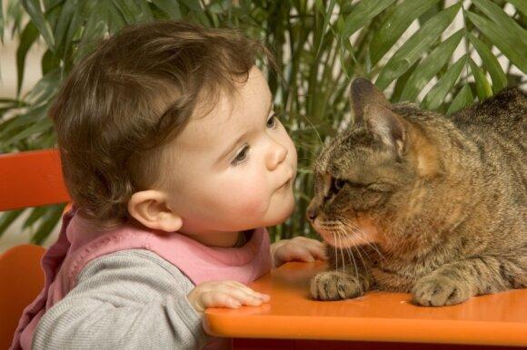 Psichologė pataria: ar dovanoti vaikui naminį gyvūną?
