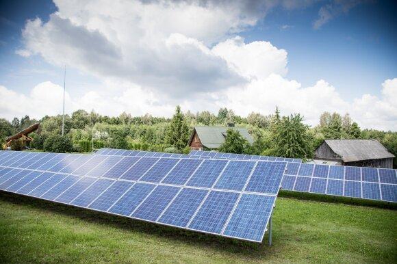Apklausa parodė, ką gyventojai mano apie atsinaujinančią energetiką: rezultatai – stebinantys