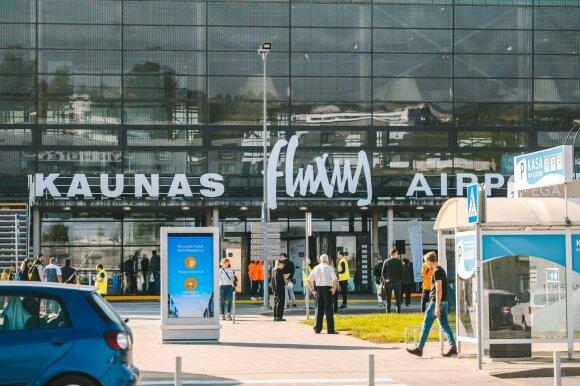 Pakeistas Kauno oro uosto pavadinimas