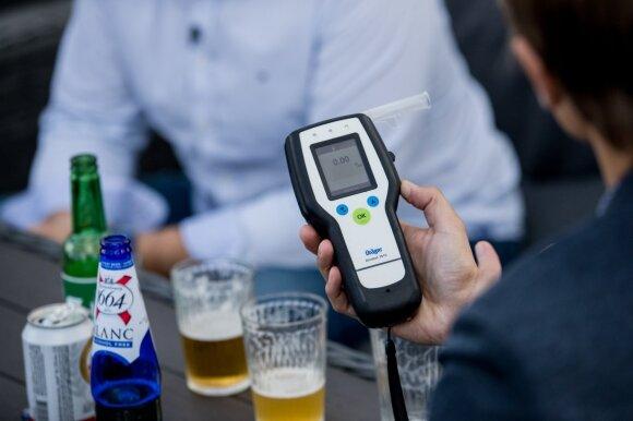 Nealkoholio alaus eksperimentas