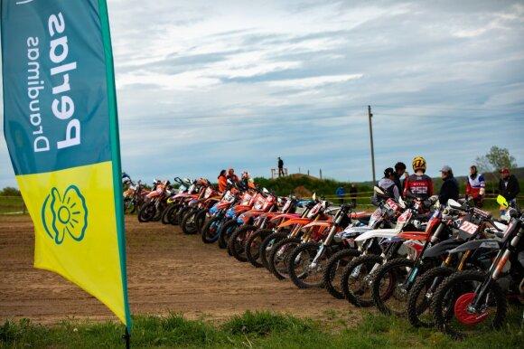 """Lietuvos motociklų """"Cross Country"""" čempionatas"""