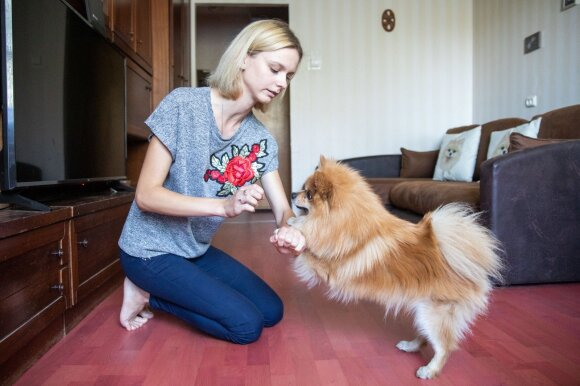 Evelina Simonavičiūtė ir Toris