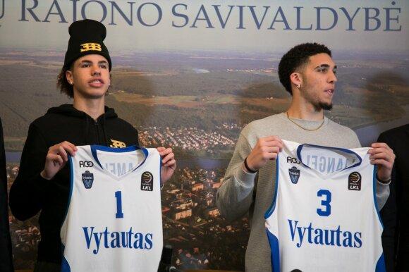 NBA čempionų treneris apie Ballą: žurnalistai seka paskui jį net į Lietuvą, jis – NBA Kardashianas