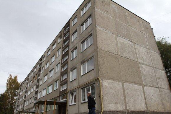 Vieno iš garsiausių visų laikų Europos gangsterio S. Velečkos vaikystė prabėgo Kauno Partizanų gatvėje // D. Dargio nuotr.