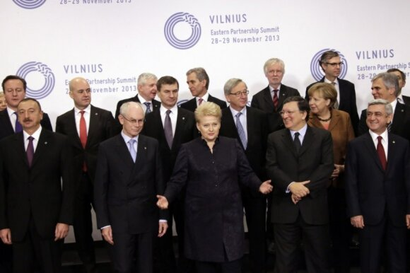Eastern Partnership summit in Vilnius