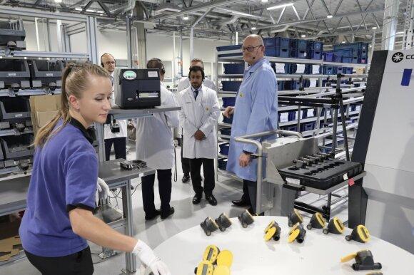 Omanas sulauks lietuviškų vandens skaitiklių