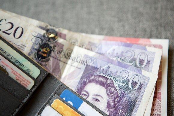 Kokių dalykų nežinome apie banknotus ir monetas