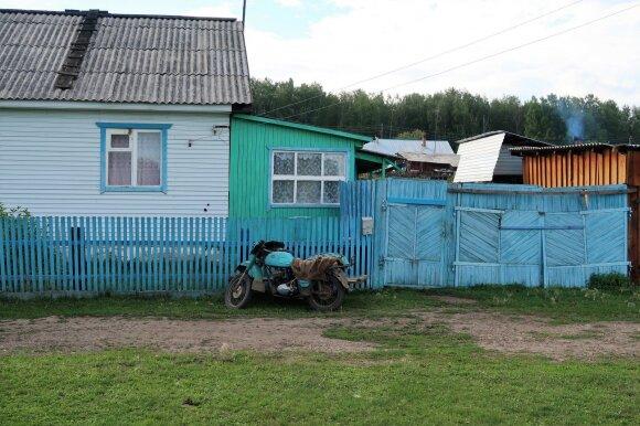 Jevdokimovas, Sibiras