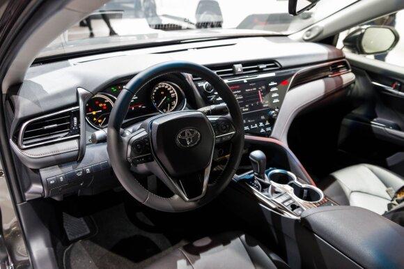 Hibridinis automobilis