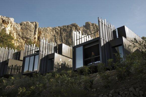VIVOOD Landscape Hotels (Alfonso Calza nuotr.)