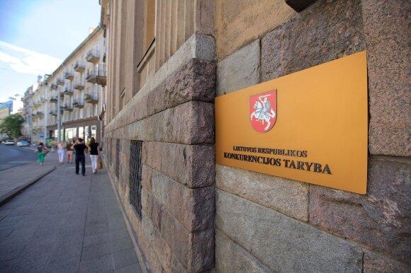 Lietuvos Respublikos konkurencijos taryba
