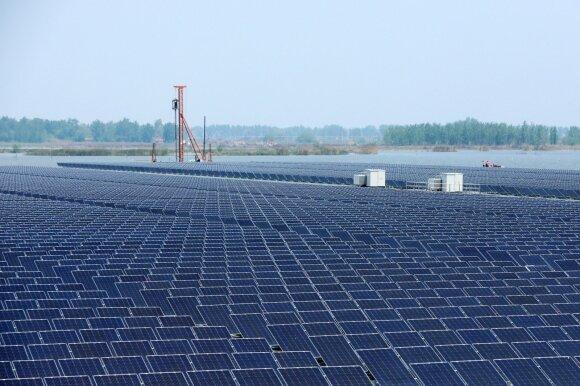 Kinijos atsinaujinanti energetika