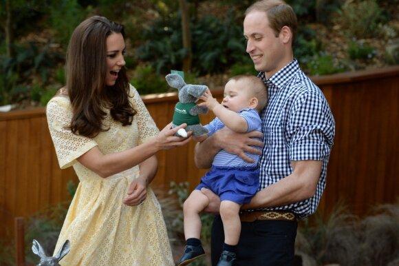 Kate Middleton ir karališkųjų mažylių laukia nelengvas išbandymas