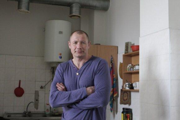 Vilniaus pataisos namai, Tadeušas Vasilevskis, pravarde Gibonas