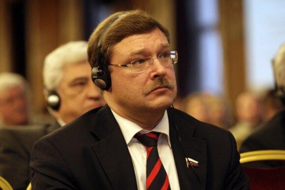 Kremlių įsiutino Latvijos ministro žodžiai