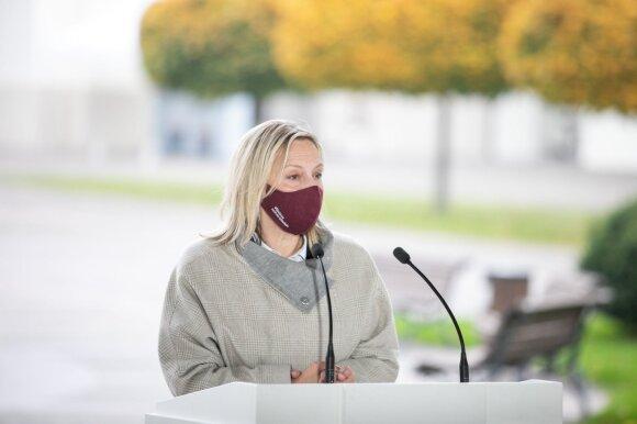 Profesorė Edita Sužiedėlienė