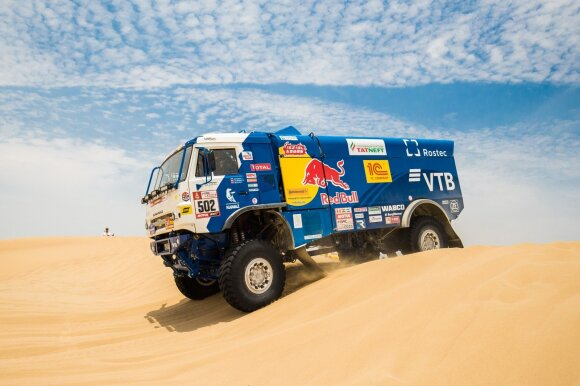 Dakaro ralio pradžia: kas pateisino prognozes, o kam teks pasitempti
