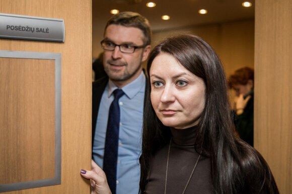 Linas Kukuraitis, Eglė Samoškaitė