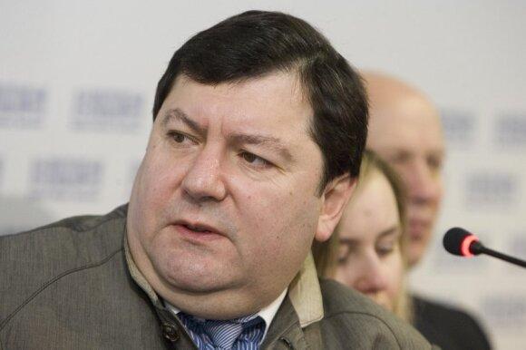 Зингерис о Лукашенко: в Беларуси свирепствует Чингисхан