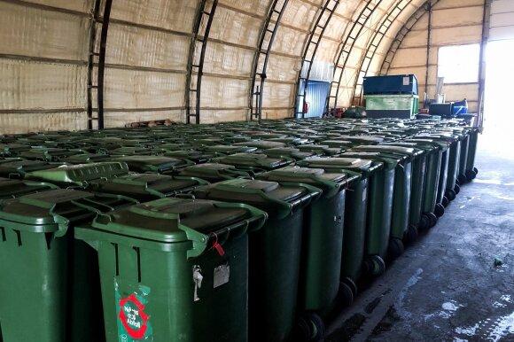 Maisto atliekų perdirbimas