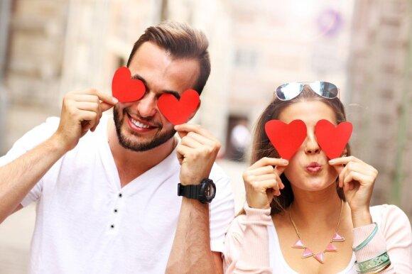 Ką veikti, kur nueiti meilės dieną Vilniuje?