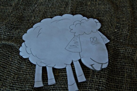 Velykinis avinėlis