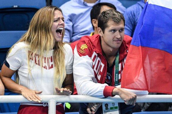 Julija Jefimova ir Nikita Lobincevas
