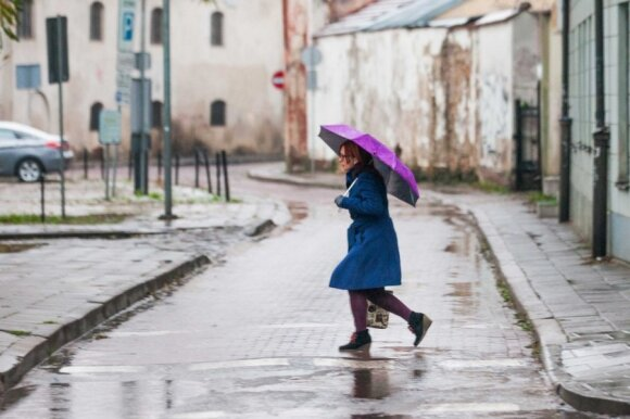 Viską skandinantis ruduo – tik pradžia: žiemos prognozės nieko gero nežada