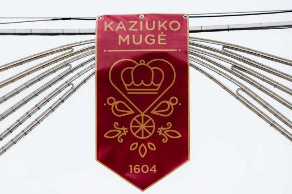 Ярмарка Казюкаса: рыцарские бои, конопляный дом, гости из белорусского монастыря