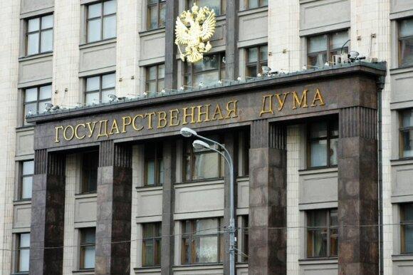 Įspėjo apie norą gerinti santykius su Rusija: tai spąstai