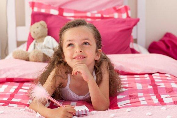 Pasakykite, kokia jūsų vaiko mėgstamiausia spalva, ir mes kai ką apie jį atskleisime