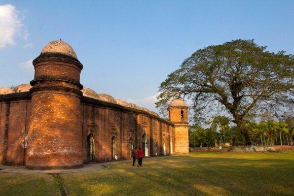 3 objektai Bangladeše, kurių nerasite niekur kitur