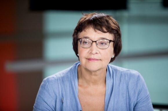 prof. Jūratė Novagrockienė
