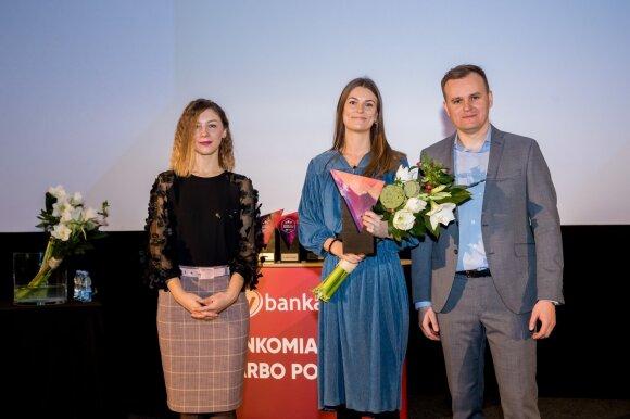 """Apdovanoti konkurso """"Superdarbdavys 2019"""" nugalėtojai"""