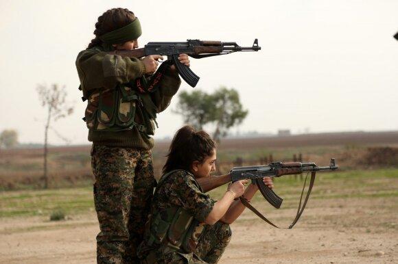 """Didžiausias """"Islamo valstybės"""" kovotojų košmaras"""