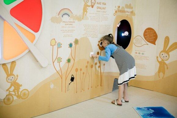 Kaune atidarytas didžiausias Baltijos šalyse vaikų edukacinis pramogų centras